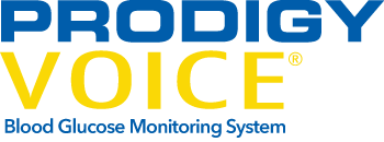 Prodigy Voice No-Code Talking Glucometer