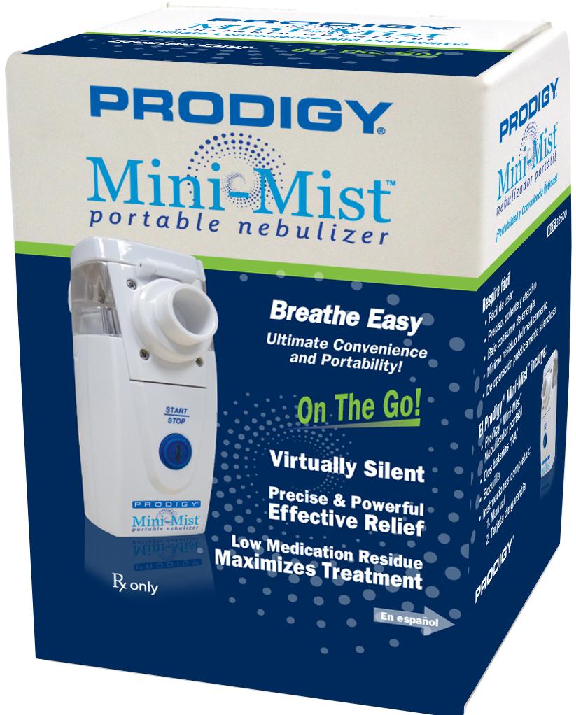 Mini-Mist Packaging